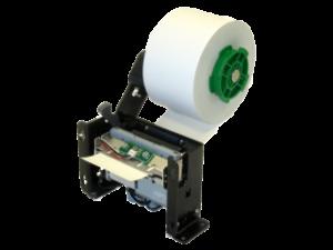 aps kiosk printer mechanism